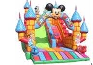 Надувные Парк развлечений большие надувные слайд гигантские надувные горка для удовольствия