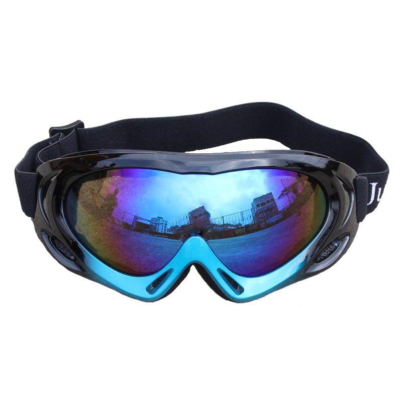 Serio Freddo Del Motociclo Occhiali Da Sci Snowboard Antivento Antipolvere Anti Fog Protezione Uv Ciclismo Su Strada Da Corsa Occhiali Inverno Pro