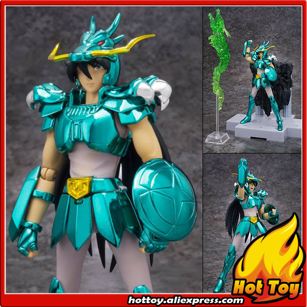 "100% Original BANDAI Tamashii Nations D.D.PANORAMATION / DDP Action Figure - Dragon Shiyu from ""Saint Seiya"