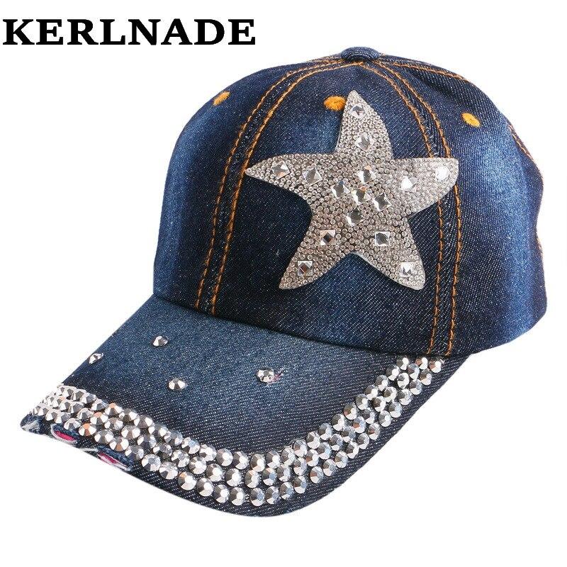 new fashion women woman beauty baseball cap rhinestone star owl crown pattern luxury hip hop snapback summer brand gorra