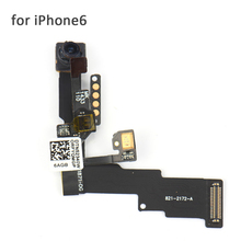 Hot Sale For iPhone 6 Front Camera Flex Cable Camera Sensor Flex Cable Repair Replacement Spare Parts for iphone 6 Device J15
