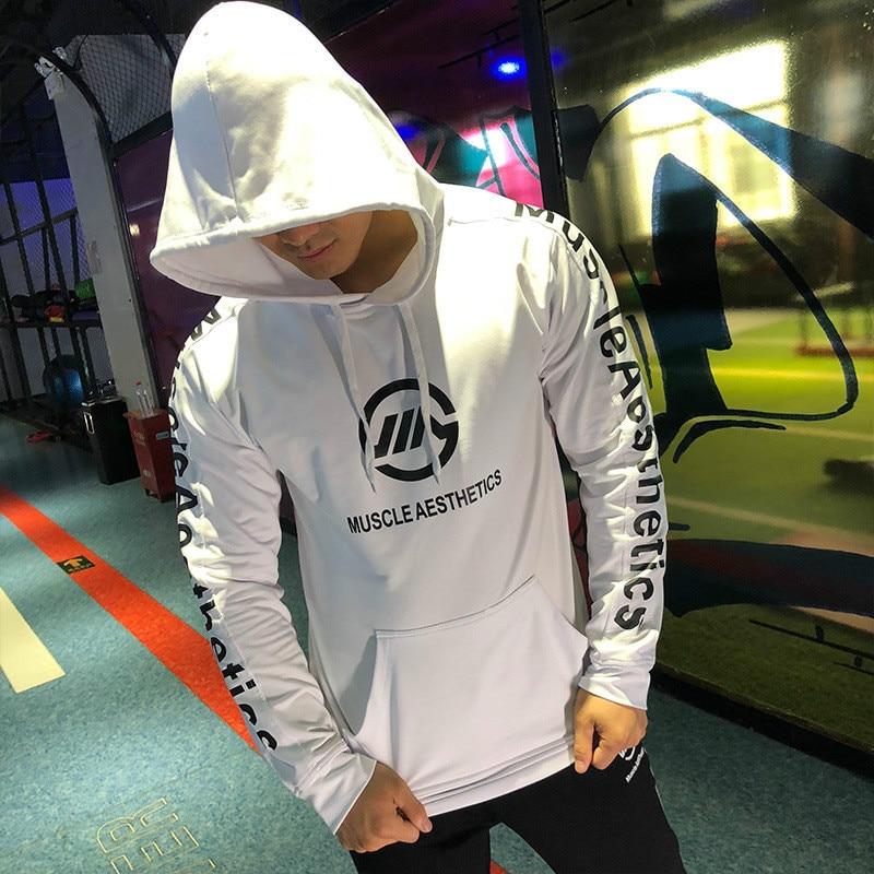 Mens Hooded Cotton Hoodies Men Sweatshirt Graphic Brand Male Long Sleeve Harajuku Women And Men's Unisex Sweatshirt