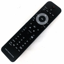 (2 pçs/lote) novo controle remoto original para philips sistema de home theater