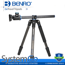 Best Quality BENRO Professional Go Travel Tripods Kit  Digital Camera Tripod Top magnesium Alloy For SLR Cameras GC169TB1