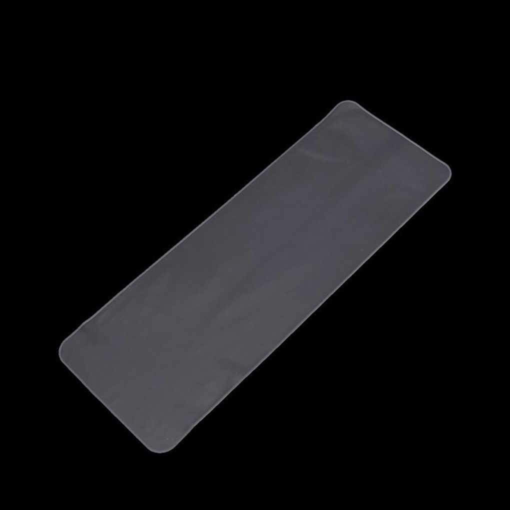 Anti-poeira à prova dwaterproof água capa de teclado universal macio protetor de silicone filme substituição para notebook portátil macbook