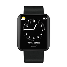 Dynamic Color Touch Display Smart Watch Smartband Blood Pressure Heart Rate GPS IP67 Bluetooth Pedometer Pulseira Inteligente