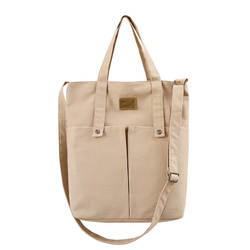 Повседневное Для женщин Мори стиль большой Ёмкость Холщовая Сумка-тоут хозяйственная сумка через плечо сумка вельветовые сумки