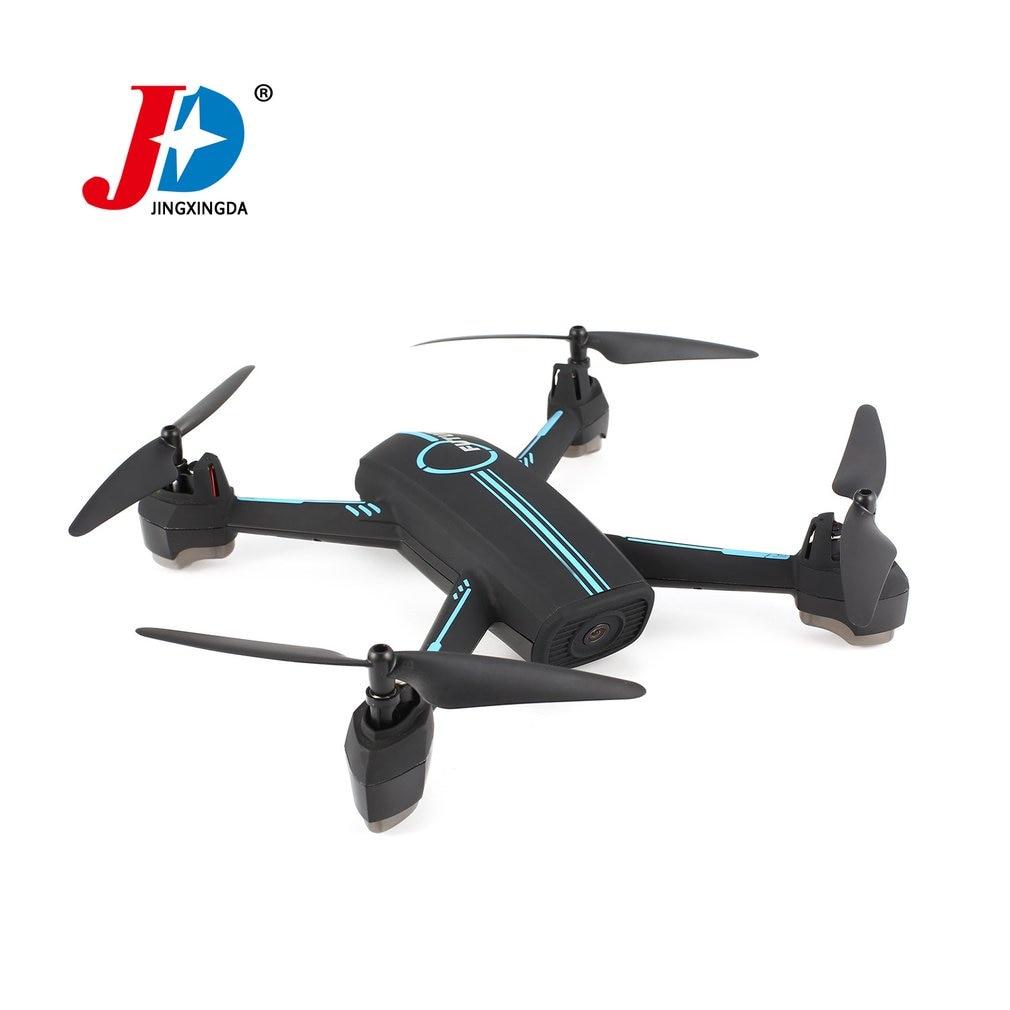 JXD 528 Version Améliorée GPS Drone WIFI FPV RC Quadrocopter avec 720 p HD Caméra Quadcopter en Temps Réel Waypoint vol suivez-moi