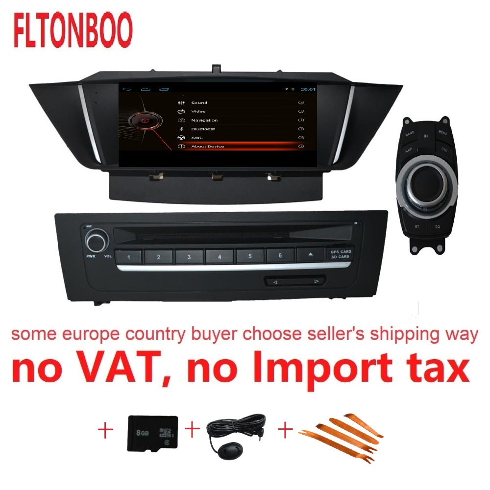 9 inch android 8.1 for BMW X1 E84 2009-2015 car dvd player,GPS Navigation,Bluetooth,radio,RDS,steering wheel,touch screen,idrive набор автомобильных экранов trokot для bmw x1 e84 2009 2015 на задние двери