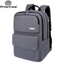 Patent Brand 15.6inch Laptop Backpack Mochila Male Backpack Bag 15.6 Inch Rucksack For Computer Laptop Bags Men's Backpack