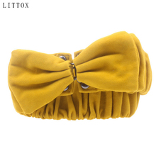 New arrival Famele Bowknot elastic belt flannelette cummerbund for ladies huge belt all-match woman's waist belt for ladies