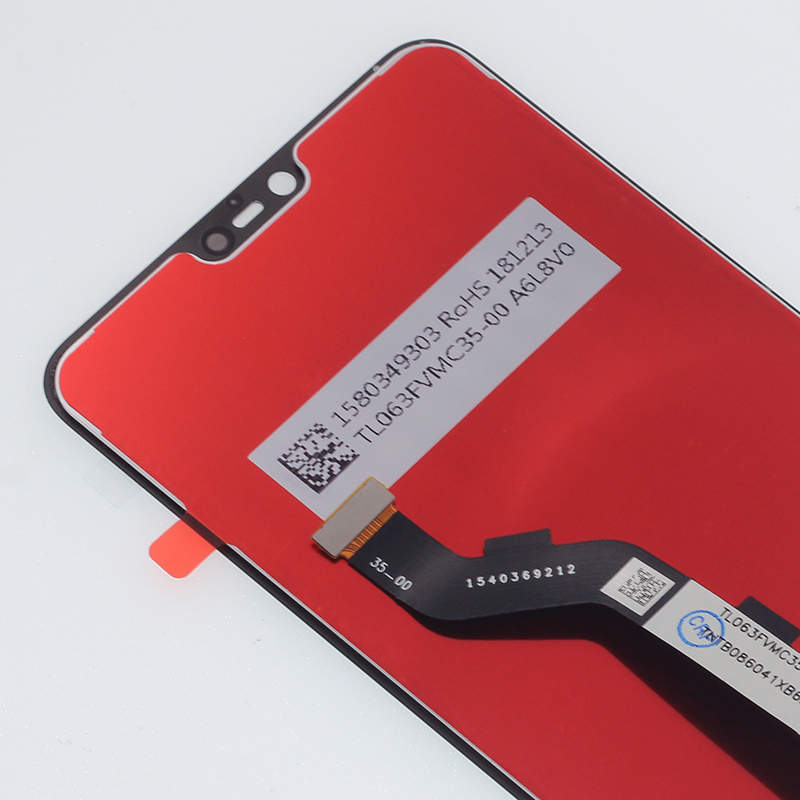 """Image 5 - 6.26"""" LCD For Xiaomi Mi 8 Lite Mi 8X LCD display Touch Screen digitizer Assembly for Xiaomi mi8 lite LCD Repair Parts-in Mobile Phone LCD Screens from Cellphones & Telecommunications"""