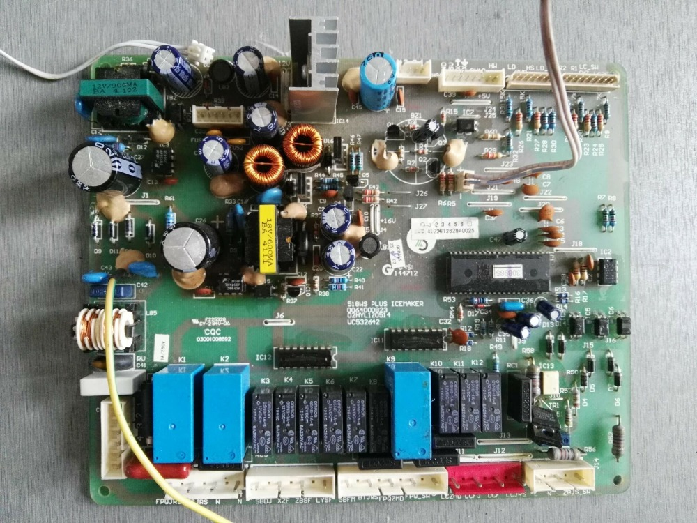 BCD-518WSZBJ 0064000823 Refrigerator Board Tested