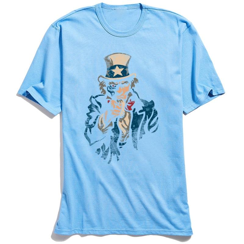 Designer Men T Shirt I Watch You Funny Tshirts 100% Cotton Short Sleeve Fashionable Clothing Shirt Round Collar I Watch You light