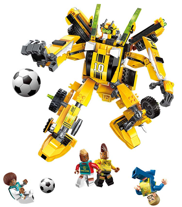 3005 557pcs Century Football Game Constructor Model Kit Blocks Compatible LEGO Bricks Toys for Boys Girls Children Modeling3005 557pcs Century Football Game Constructor Model Kit Blocks Compatible LEGO Bricks Toys for Boys Girls Children Modeling