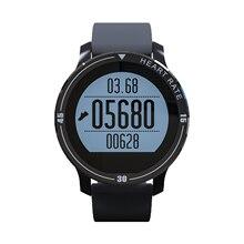 Smartelife здоровья аэробных спорта Бег Смарт часы с сердечного ритма Мониторы низковольтного ожидания SmartWatch для ISO iPhone Android