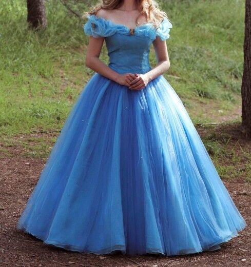 DB23566-Cinderella dress costume-6