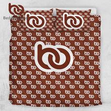 BeddingOutlet Dropshipping Custom Made DIY Bedding Set Photo Logo Color Customized Design Duvet Cover Print on Demand Bedclothes cheap National Standards 133X72 2 2m (7 feet) 1 8m (6 feet) 1 5m (5 feet) 1 0m (3 3 feet) 1 2m (4 feet) 1 35m (4 5 feet) 2 0m (6 6 feet)