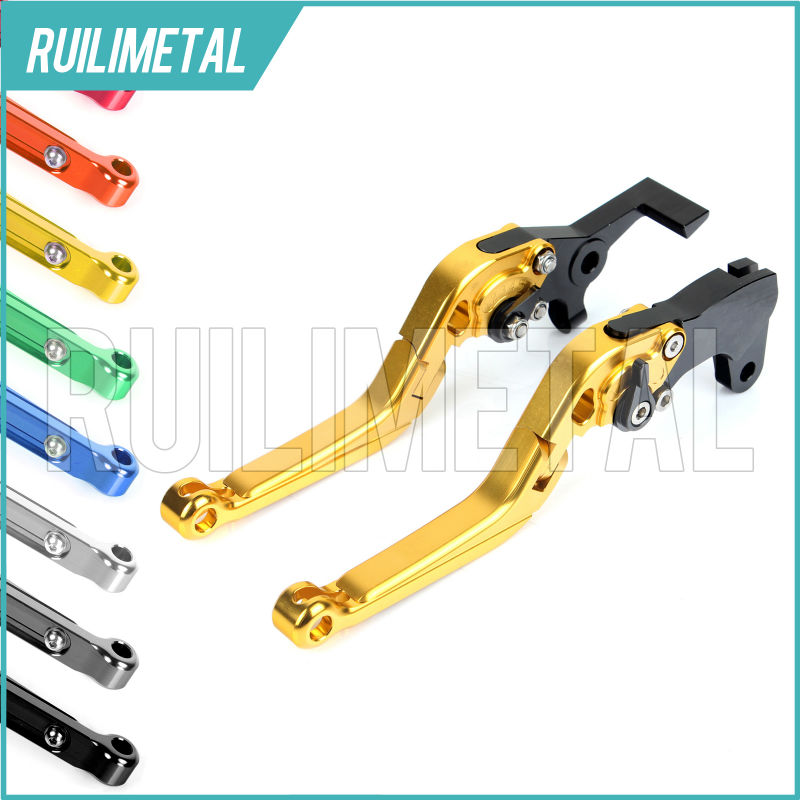 Adjustable Extendable Folding Clutch Brake Levers for SUZUKI GSX-R 750 GSX750R 98 99 00 01 02 03 GSR 750 GSR-750 11 12 13 14 adjustable billet extendable folding brake clutch levers for bimota db 5 s r 1100 2006 11 07 09 10 db 7 08 11 db 8 1200 08 11