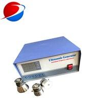 33 khz/1500 W Caixa Gerador gerador de Vibração para Transdutor de Limpeza Ultra-sônica Máquina de Limpeza do Tanque de Banho