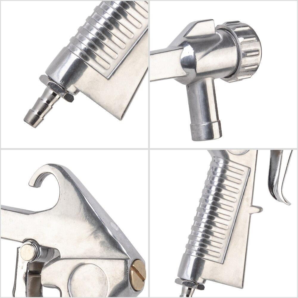 Sandblaster Air Siphon Feed Blast Nozzle Ceramic Tips Abrasive Sand Blasting 2019 New Arrival in Spray Guns from Tools