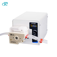 6 channels Water Sampling Micro Flow Rate 220V Peristaltic Pump