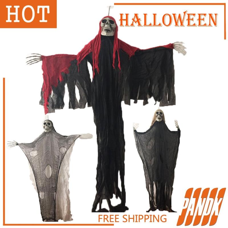 2M Halloween Skull Decoration Party Spoof Halloween
