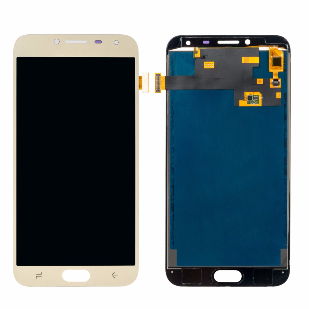10Pcs/Lot AAA LCD Display For Samsung Galaxy J4 Screen Replacement Parts LCD Digitizer Touch Screen Assembly J4 2018 J400F J400G