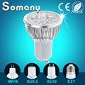LED Spotlight GU10 GU5.3 E27 MR16 Dimmable Bulb 220V 110V 12V Led Spot Light 3W 4W 5W 9W 12W 15W Aluminum Home Lamparas Led Lamp