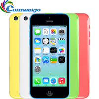 Original unlocked Apple iPhone 5C 32GB+1GB Storage iPhone 5c GSM HSDPA Dual Core 8MPix Camera 4.0 screen iphone5c