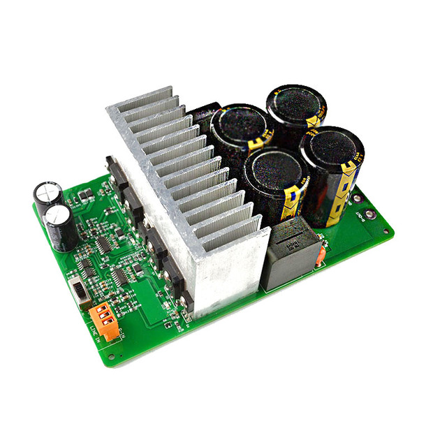 US $65 47 31% OFF IRAUD2000 Class D Power Amplifier Board High Power 2000W  IRS2092S Digital Amplifier Board-in Amplifier from Consumer Electronics on