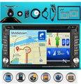 Dvd-плеер автомобиля GPS Глонасс Bluetooth 2 DIN universal для X-TRAIL Qashqai x-trail juke для nissan Стерео Радио Bluetooth USB/SD