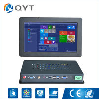 Free Shipping Fanless Industrial PC J1900 Support Linux OS Ubuntu 2g Ram And 32G SSD Embedded