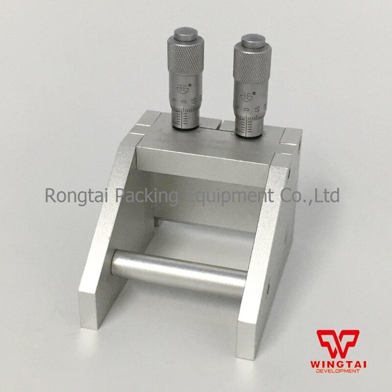 BGD209/1 Lab Equipment Adjustable Wet Film Applicator 0~3500um Effective applicating width 50mm цена