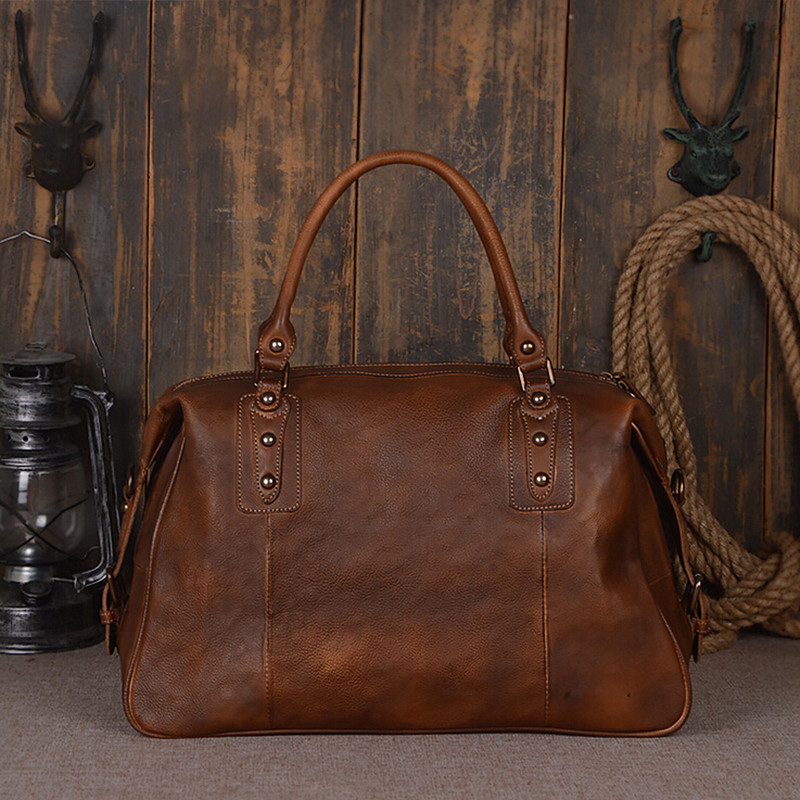 New Women Handbag Genuine Leather Shoulder Bag 100% Cowhide Lady Casual Shopping Bags Vintage Leather Large Capacity Tote Bolsos luxury genuine leather bag fashion brand designer women handbag cowhide leather shoulder composite bag casual totes
