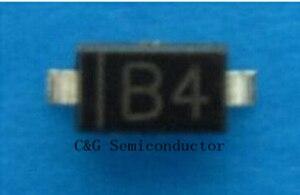 20PCS MBR0540T1G MBR0540 SOD123 B4 0.5A 40V Surface Mount Schottky Diodes