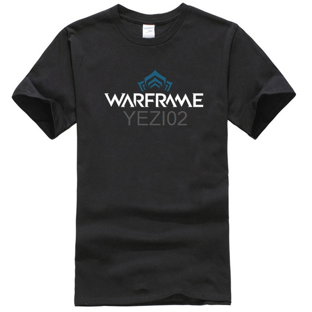 WARFRAME RPG MMO Multi Player Online Shooter Role Playing Game Logo T-Shirt image