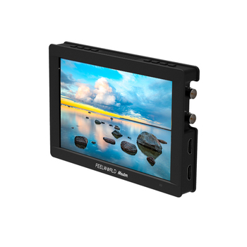 FEELWORLD Master 2018 New Series MA7S 7″ On-Camera Field Monitor 1920×1200 4K 3G-SDI HDMI Input/Output for Broadcast Camera DSLR