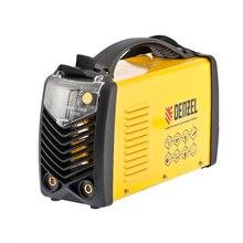 Аппарат сварочный инверторный DENZEL 94346 (мощность 6200 Вт, диапазон тока 20-180 А, диаметр электрода 1.6-4 мм, цикл работы 60%)