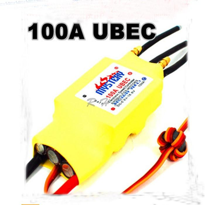 Water Cooling Electric Speed Controller 100A Brushless ESC with 5V/5A UBEC for RC Boat Model low price sell brushless esc for car boats rc model 50a brushless esc for boat with water cooling system brake xxd50a