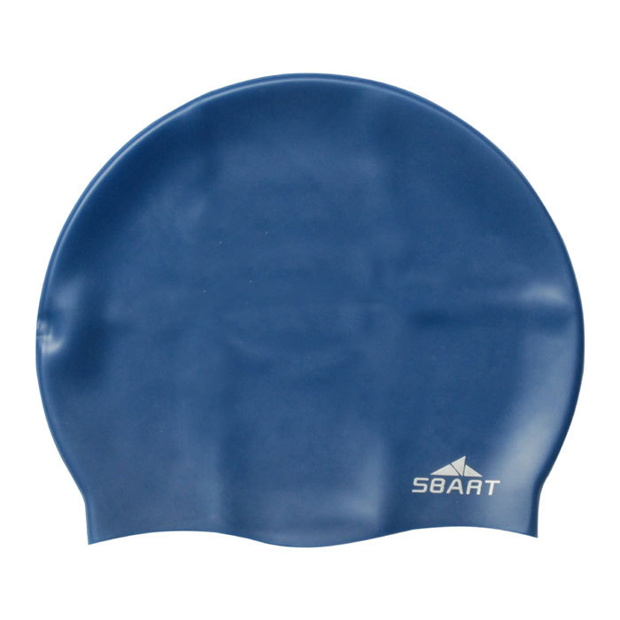 Sbart Professional Waterproof Women Silicone Ear Swimming Caps For Long Hair Head To Swim Cap Ear Protect