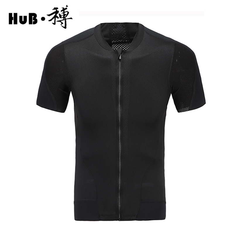 Profession Sports Cycling Jersey Hollowed back Short Sleeve MTB Bicycle Clothing Pure Breahtable Zipper Bike Cycling T shirt topeak outdoor sports cycling photochromic sun glasses bicycle sunglasses mtb nxt lenses glasses eyewear goggles 3 colors