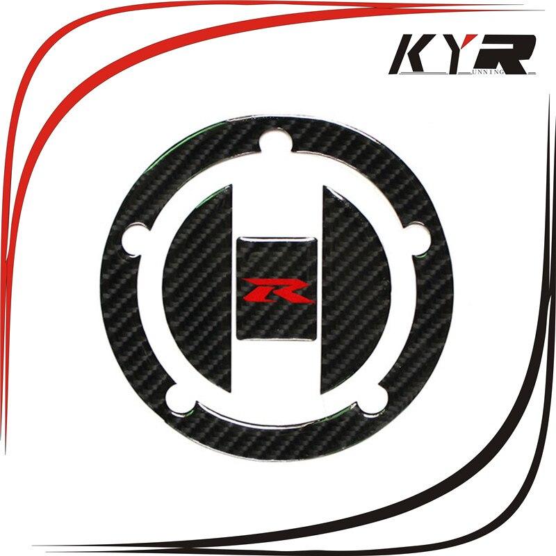 Motoparty GSXR Logo 3D Stickers Tank Decals Applique Emblem For Suzuki R-GSX GSXR 600 750 1000 GSXR600 GSXR700 GSXR1000 ,Silver 2PCS