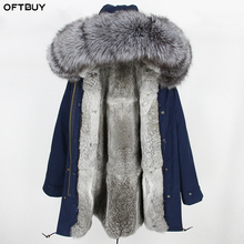 Fox Rabbit Outerwear Coat