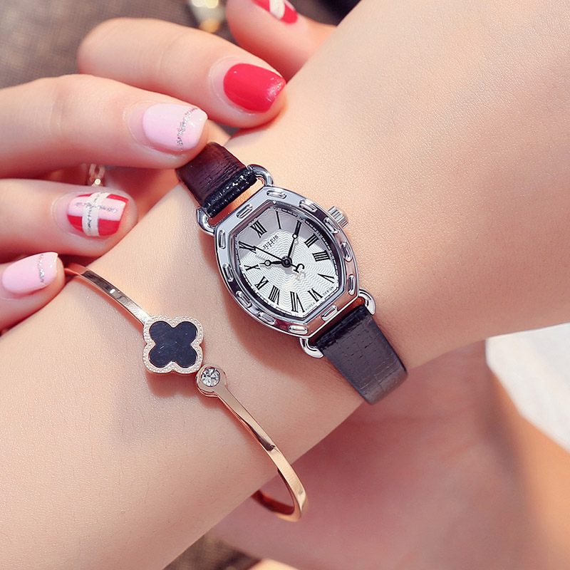 Lady Women's Watch Japan Quartz Hours Fine Fashion Dress Bracelet Leather Classic Retro Valentine Birthday Gift Julius Box цена и фото