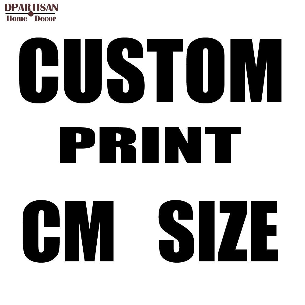Más tamaños para tu foto, foto familiar o de bebé, imagen favorita impresión personalizada en lienzo pintura habitación decorativa envío gratis