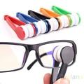2016 Hot Sell Mini Portable Glasses Eyeglass Sunglasses Spectacles Microfiber Cleaner Brushes BPUR