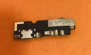 "Image 2 - Verwendet Original USB Ladegerät Bord + vibration motor für Blackview P6000 Helio P25 Octa Core 5.5 ""FHD Kostenloser versand"