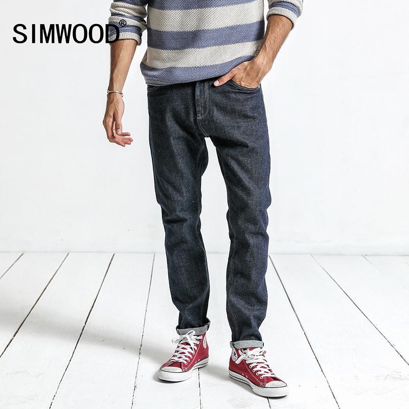 SIMWOOD 2018 New Arrival Men's Jeans Aut