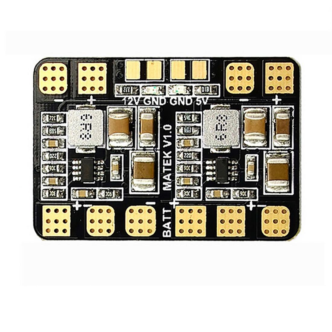 Matek Micro PDB BEC 5V 12V